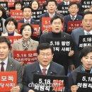 한국당의 惡手, 청와대는 野추천 위원 거부… 불붙는 '5·18 정국'