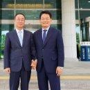 장세용 구미시장 국회 방문 2019년도 국비 2조1000억원 구미 지원 요청