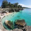 티니안 여행, 가장 아름다웠던 타가비치(Taga Beach)