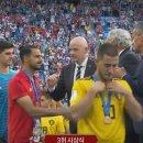 벨기에 잉글랜드 하이라이트, 2018 러시아 월드컵 3,4위전