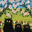 모드 루이스 'Maud Lewis'(1903~1970) 캐나다 화가