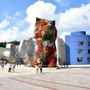 [스페인여행] 빌바오 구겐하임 미술관, 도시재생 모델