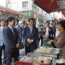 홍종학 중기부 장관, 부산지역 전통시장 방문