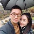 '왕진진(전준주)♥' 낸시랭, 비 오는 날 소확행 일상…'꿀 떨어지네'