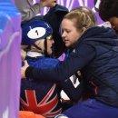 엘리스 크리스티 병원 후송 골절 의심 + 그녀의 불후한 올림픽의 연속