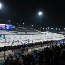 [평창동계올림픽] 노르딕 복합 크로스컨트리 경기관람기