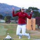 [KEB하나은행챔피언십], 박성현 아라아주타누간. 부룩핸더슨과 한조. 고진영은...