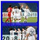 대한민국 여자축구 국가대표 팀 2회 연속 월드컵 본선 진출 성공