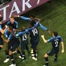 2018 FIFA 러시아 월드컵 4강 결과 : 프랑스, 크로아티아 결승 진출