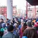 현지화 완료된 밴쿠버 차이나타운의 설날 퍼레이드