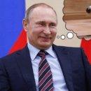 지각대장 러시아 푸틴 대통령 먼저와서 문재인 대통령을 기다리며 대기한 한러...