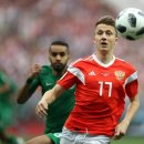 러시아 월드컵 개막 러시아 VS 사우디 -개최국이 최고의 경기를 펼치다