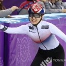 쇼트트랙 최민정, 월드컵 2차 대회 1,500m 금메달 (+추가 움짤 有)