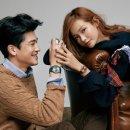 구자성&하연수 커플화보에서만난 Swatch 스와치 매력적인 스타일링