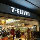 홍콩 공항 편의점 세븐 일레븐 탐방기/ 일본 녹차모찌 디저트 시식