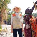배우 이태란, 모든 것이 메마른 땅 '케냐 투르카나'에 가다