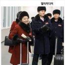 북한 선수단 + 피겨선수 北 렴대옥