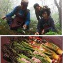 한국인의 밥상 춘천 가는 길, 청춘은 봄이다 양평 산나물음식 산야초 효소