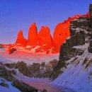 칠레의 토레스 델 파이네(Torres del Paine)