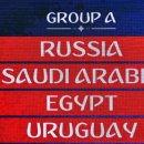 2018 FIFA 러시아 월드컵 경기일정