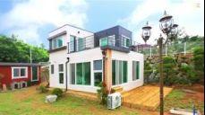 전원주택 전문기업 공간제작소, 공기순환이 잘 되는 모듈러주택