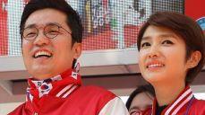 김경란, 김상민 전 의원과 결혼 3년 만에 이혼