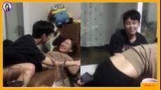 조현아 채진 술자리 영상, 팬*티 차림으로 포개진 남녀.. 그림이 영..현재 영상은 삭제된 상태이며 사진만 남아있음 | KRVBA TV