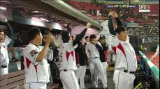 유한준-박경수, 난공불락 산체스 무너뜨린 연속 홈런