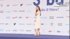 [TD영상] 손여은-고성희-최희 '눈부신 화이트 드레스' (소리바다어워즈)