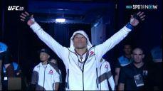 SPOTVNOW UFC 221 - 웰터급 리 징량(중국) vs 제이크 메튜스(호주) 3경기 헤비급 시릴 애스케어(프랑스) vs 타이 투이바사(호주) (2018년 2월 11일, 퍼스 아레나)