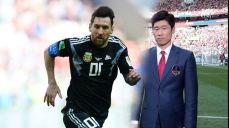 박지성 해설위원의 메시 & 아르헨티나 상대한 썰 SBS 2018 FIFA 러시아 월드컵 49회