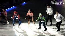 민유라 & 알렉산더 겜린 Yura MIN & Alexander GAMLIN @ 2018 LG ThinQ Ice Fantasia Day2 Act2 EX #10
