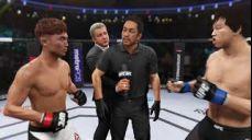 UFC 최두호 VS 김희원(영화 아저씨)