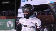 [월드컵 5차] 모굴 여자 결승 - 다이나믹한 모습을 보여주는 페린 라퐁 FIS 국제스키대회 12회