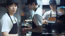 [메이킹] 이준호의 요리 실력은? 최초 공개할게요!