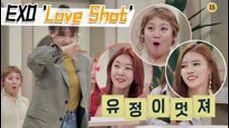 [마이 매드 뷰티3] 비하인드영상-[미공개] 언니들은 유정 홀릭♥_♥ 위키미키 최유정의 'Love Shot'♬회