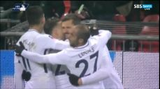 [토트넘 vs 로치데일] '기회가 오면 놓치지 않는다' 요렌테의 추가골 잉글랜드 FA컵 42회