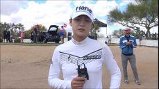 홍순국의 LPGA 투어] 뱅크 오브 호프 파운더스컵 1라운드 박성현 인터뷰