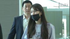 [TD영상] 수지 '이른 아침에도 빛나는 러블리 모닝 엔젤'