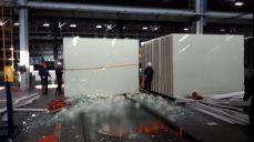 KCC 여주공장 노동자 대형 유리판에 깔려 사망