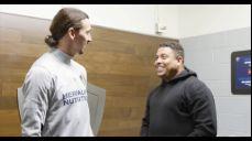 [MLS] '즐라탄의 우상' 호나우두, LA 갤럭시 방문