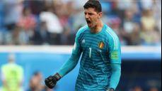 골든글러브' 쿠르투아 선방 하이라이트 SBS 2018 FIFA 러시아 월드컵 106회