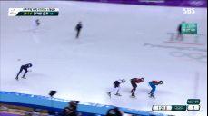 [영상][쇼트트랙 여자 1000m] 아리아나 폰타나, 1위로 준준결승 진출