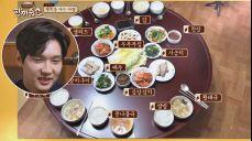 (우와) 중곡동 대가족의 '역대급 밥상 사이즈'~bb