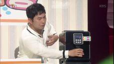 '잠깐만 홈쇼핑' 유민상 커피머신에는 침뱉기 기능이?!