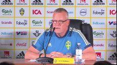 '월드컵 무산' 즐라탄의 심술?..스웨덴은 '긴장'