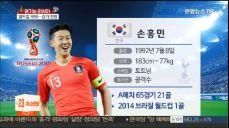 뉴스현장] 오늘 밤 러시아 월드컵 개막..신태용호 경기 일정은?