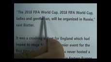카타르 2018년 러시아 2022년 월드컵 개최국 발표 개최지 결정 월드컵유치의 의미 해외기사