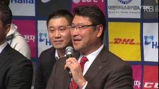 백지선 남녀 아이스하키 총감독