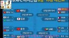 아시안컵 8강 대진표 확정, 이제 우승을 향한 치열한 격돌
